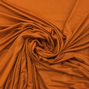 Viscose Spandex Jersey - Copper
