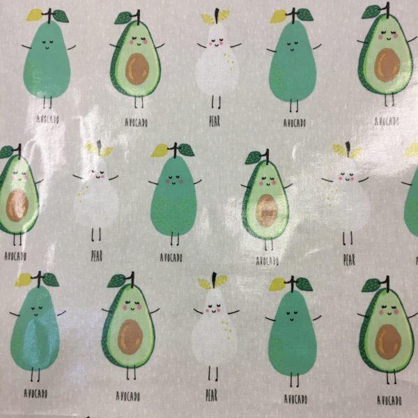 Avocado & Pear PVC