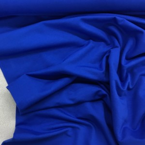 Brushed Back French Terry Jersey - Royal Blue