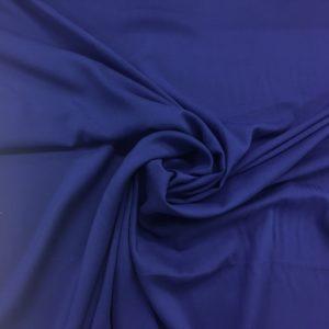 Plain Lightweight 100% Viscose - Royal Blue