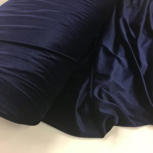 Smooth Stretch Velvet - Midnight