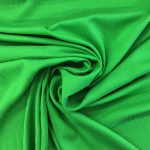 Plain Lightweight 100% Viscose - Bright Green