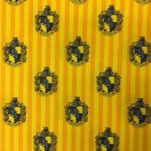 Harry Potter 100% Cotton - The House of Hufflepuff