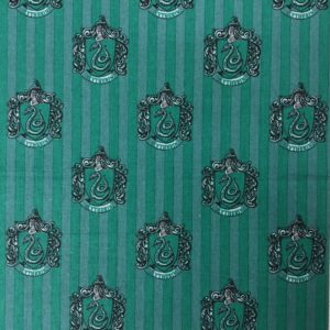 Harry Potter 100% Cotton - The House of Slytherin