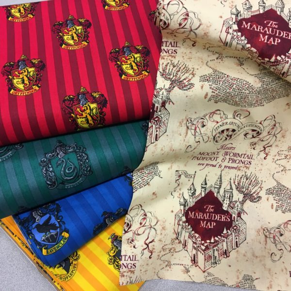 Harry Potter 100% Cotton - The House of Ravenclaw