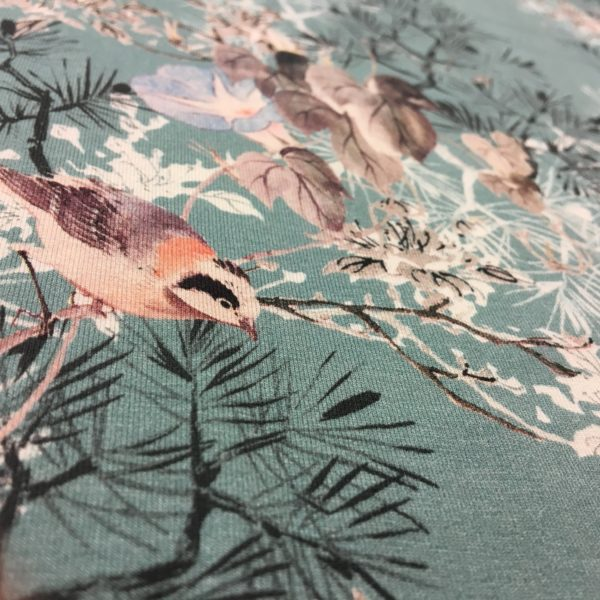 Lady McElroy Soft Crepe Jersey - Feather Heaven