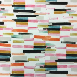 Lady McElroy Fabrics - Artists Palette Printed Scuba Crepe Jersey