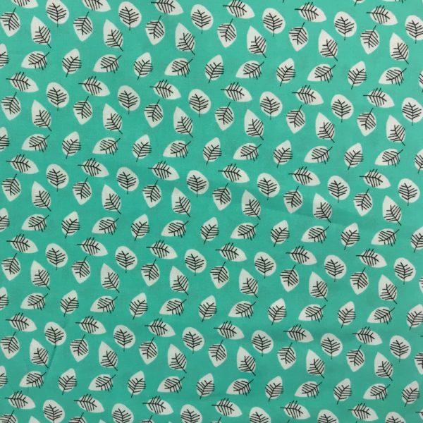 Lady McElroy 100% Cotton 'Marlie' Lawn - Silverleaf