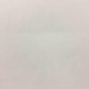 Super Soft 'Peachskin' Brushed Single Knit Jersey - White