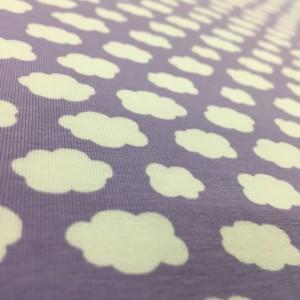 Stof of Denmark Avalana Jersey – Purple Sky