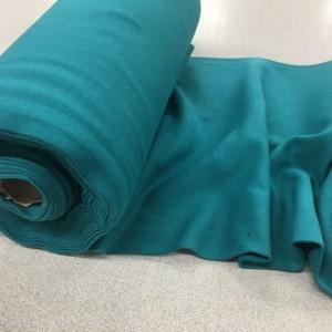 Tubular Jersey Rib/Cuffing - Aquamarine
