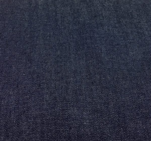 100% Cotton Lightweight Chambray -Dark Blue