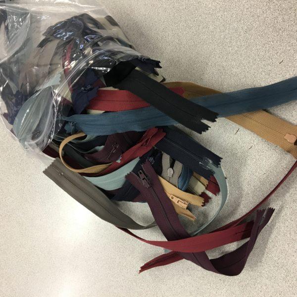 Pot Luck Bag of Zips