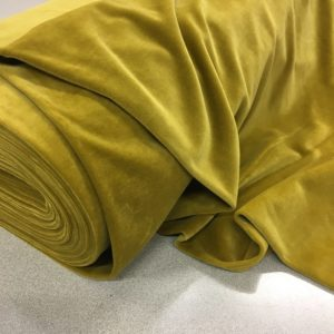Stof of Denmark Avalana Velour - Gold