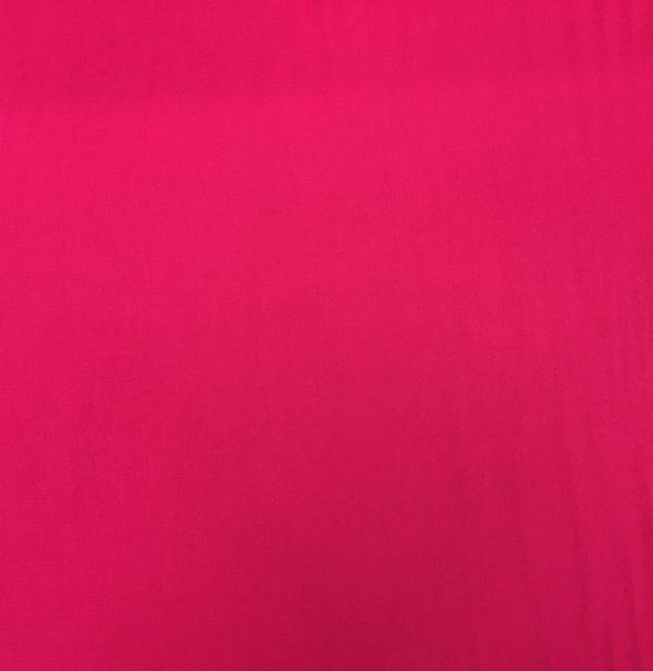 Plain Lightweight 100% Viscose - Bright Fuchsia Pink