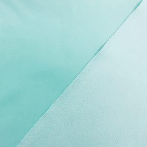 Fleece Backed Soft Shell Fabric - Pale Aqua