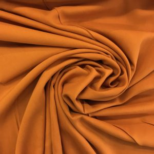 Plain Lightweight 100% Viscose - Mustard