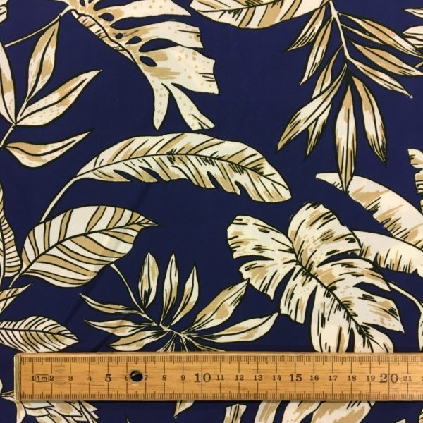 Lady McElroy Cotton Spandex 'Loretta' Lawn - Capri Palms