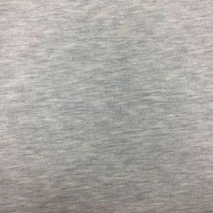 Stof of Denmark Avalana Sweatshirt Melange Jersey - Plain Light Grey