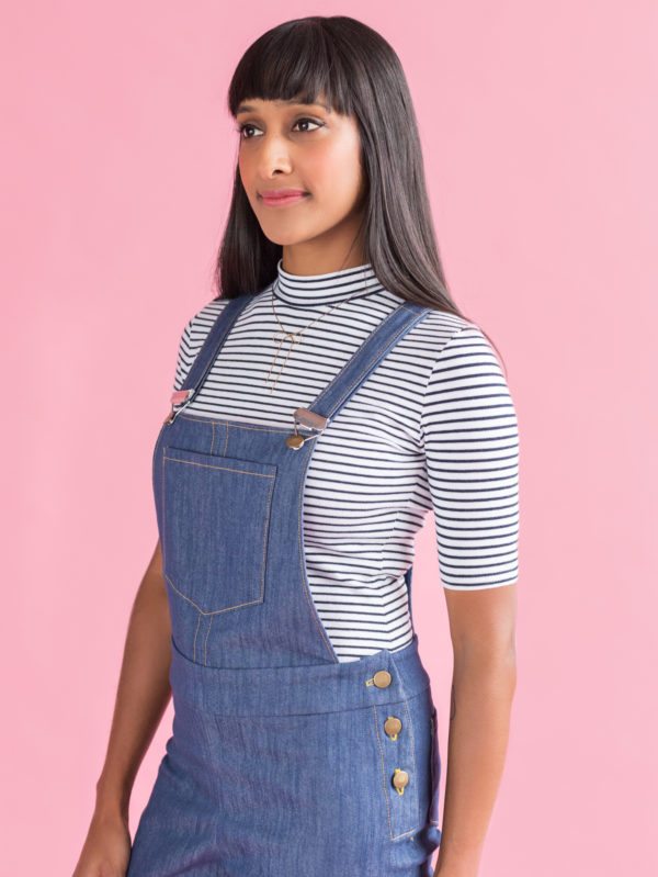 Tilly and the Buttons Mila Dungarees Sewing Pattern