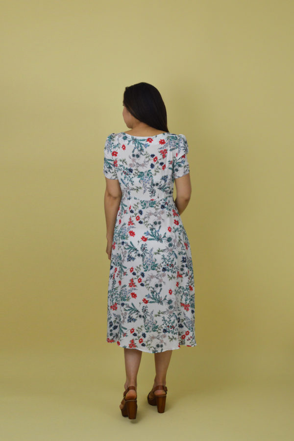 Nina Lee London Kew Dress Sewing Pattern