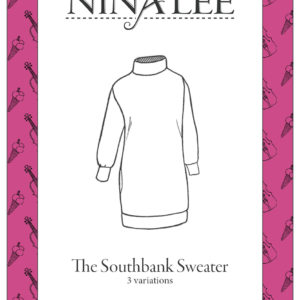 Nina Lee London Southbank Sweater Sewing Pattern