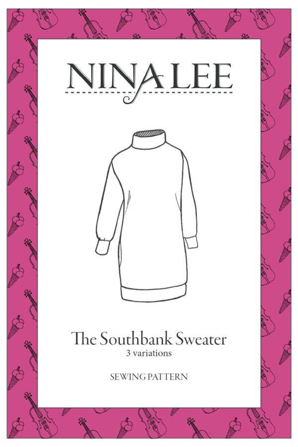 Nina Lee London Southbank Sweater Sewing Pattern