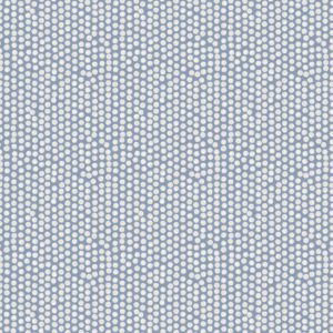 Fryetts Fabrics Spotty PVC - China Blue
