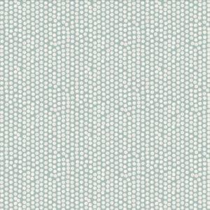 Fryetts Fabrics Spotty PVC - Seafoam