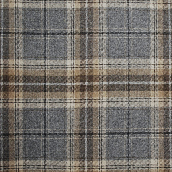 Balmoral 100% Pure New Wool by Chess - Pewter