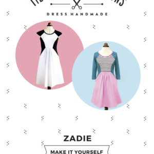 Tilly and the Buttons Zadie Dress Sewing Pattern