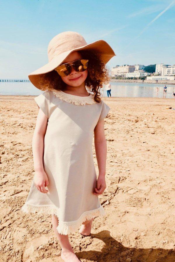 Made By Jack's Mum Beachcomber T-Shirt/Tunic/Dress Sewing Pattern (Child)