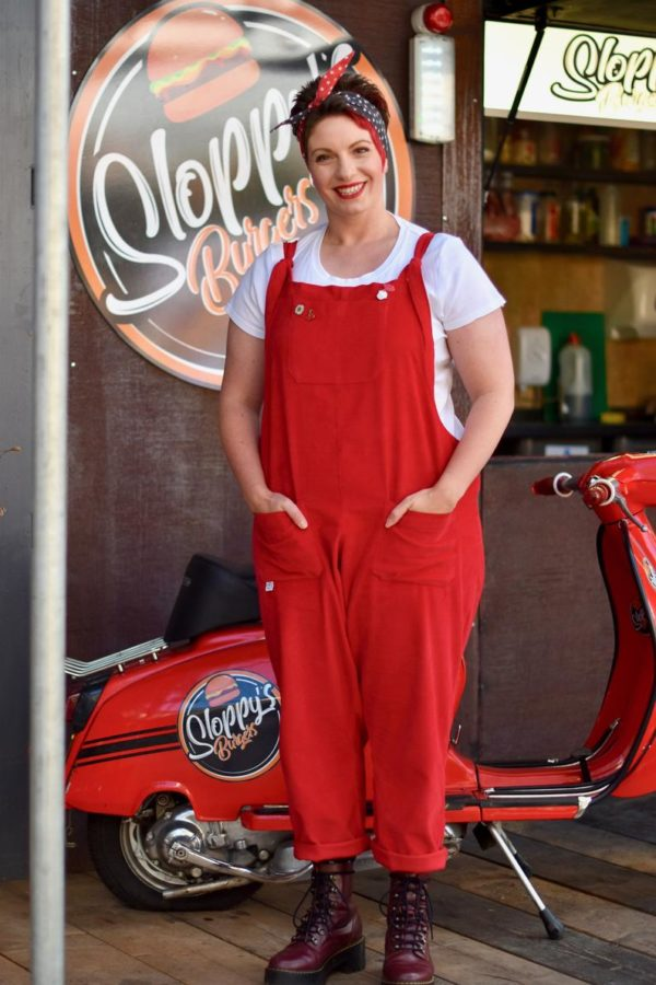 Made By Jack's Mum Heyday Dungarees Sewing Pattern