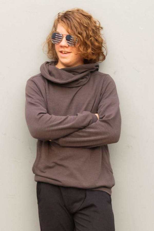 Made By Jack's Mum Cottesloe Cowl Sewing Pattern (Mens)